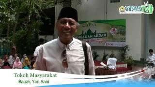 Testimonial Pengajian Akbar 4 YPSA