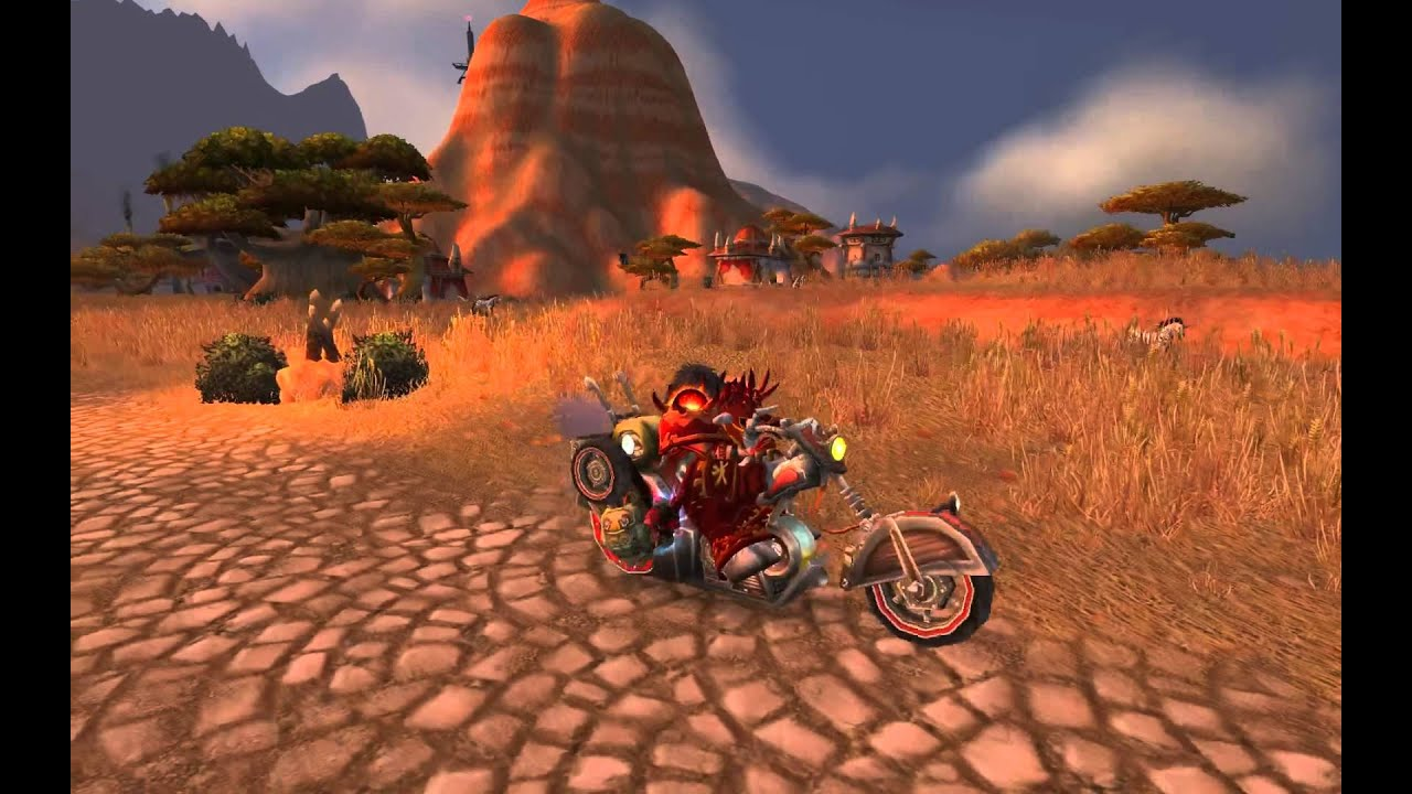 Mechano Hog Chopper Mechano Hog Mount Wow