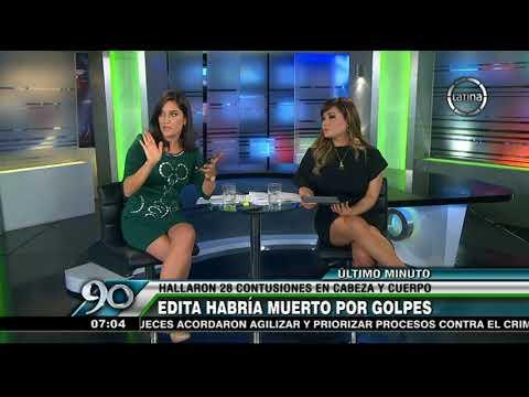 Edita Guerrero: Necropsia confirmó que no murió por aneurisma