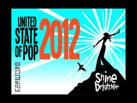 DJ Earworm 2012- Shine Brighter HD Lyrics