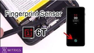 OnePlus 6T Fingerprint Sensor Replacement