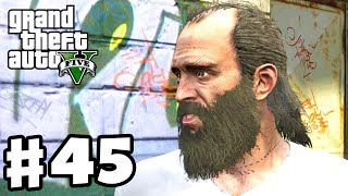 Grand Theft Auto 5 - Gameplay Walkthrough Part 45 - The Wrap Up (GTA 5, XBox 360, PS3)