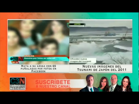 Terremoto en Chile de 8.2 grados (IMPRESIONANTES IMÁGENES)