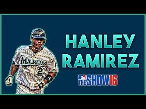 MLB The Show 16 Flashback Reviews: Hanley Ramirez