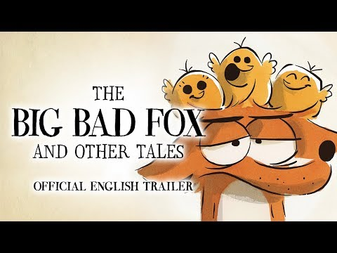 The Big Bad Fox & Other Tales [Official English Trailer, GKIDS - In Select Theaters Oct 19]