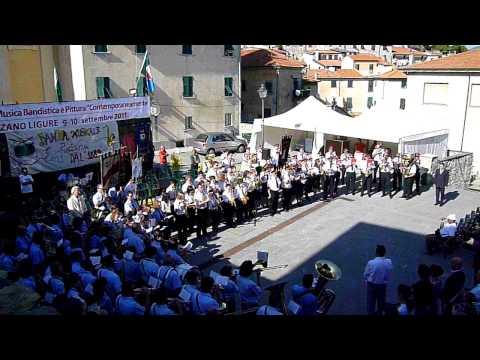 Inno di Mameli III festival Contemporaneamente 10/09/2011 @ Vezzano Ligure (SP)
