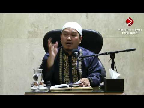 Kiat-Kiat Menghidupkan Bulan Ramadhan #2 (bagian 2) - Ustadz Khairullah Anwar Luthfi, Lc