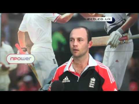 Exclusive interview with Jonathan Trott