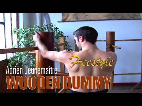FREE STYLE WOODEN DUMMY