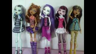 Monster High Calling all the monsters