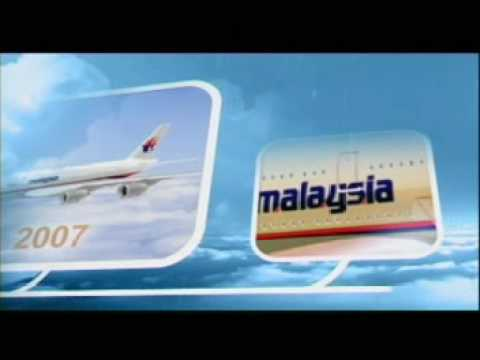 Malaysia Airlines: 2005 Corporate Video