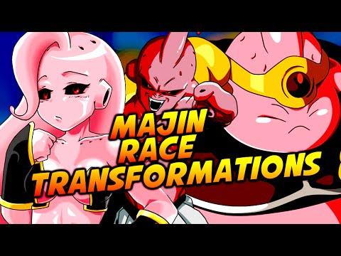 Dragon Ball Xenoverse Majin Girl Ball Xenoverse Majin