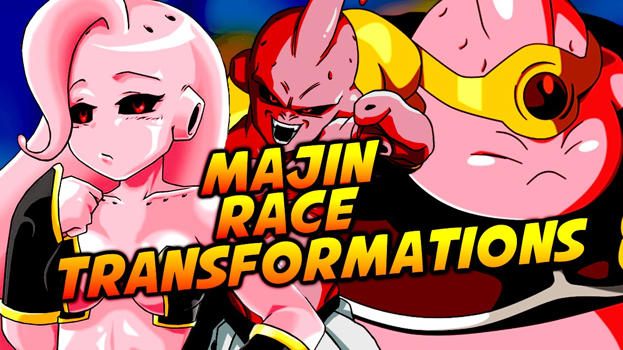 Xenoverse  Build Majin
