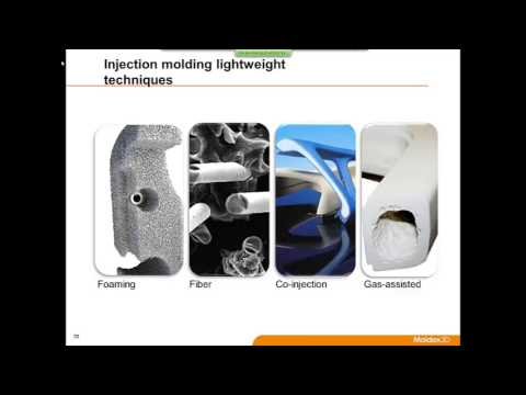 Moldex3D Automotive Webinar - March 12, 2014
