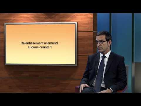 Ralentissement en Allemagne : une chance pour l'Europe - L'Opinion de Michel Juvet (Bordier & Cie)