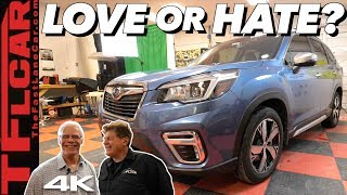 Should You Buy a New 2019 Subaru Forester? Dude I Love (or Hate) My New Ride Ep.2