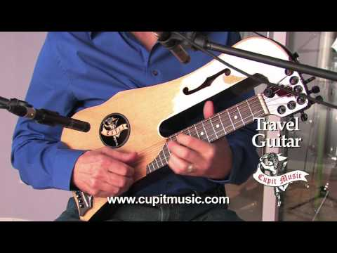 Cupit Travel Guitar