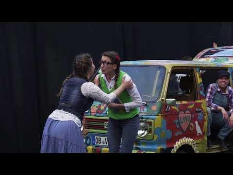 Sommer der Liebe Open Air Freilichtbühne Trailer