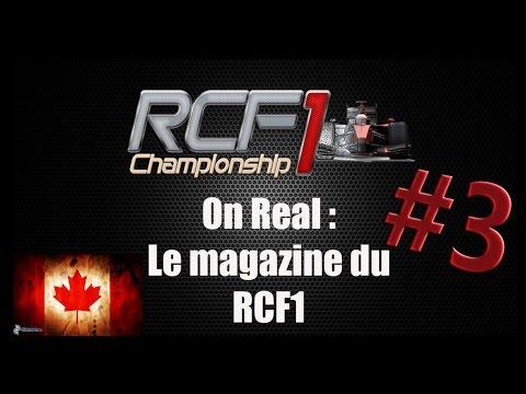 OnReal n°3 : Canada - Real Championship F1