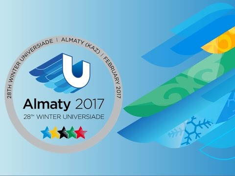 28-я Зимняя Универсиада Алматы 2017 / Almaty 2017 28-th Winter Universiade