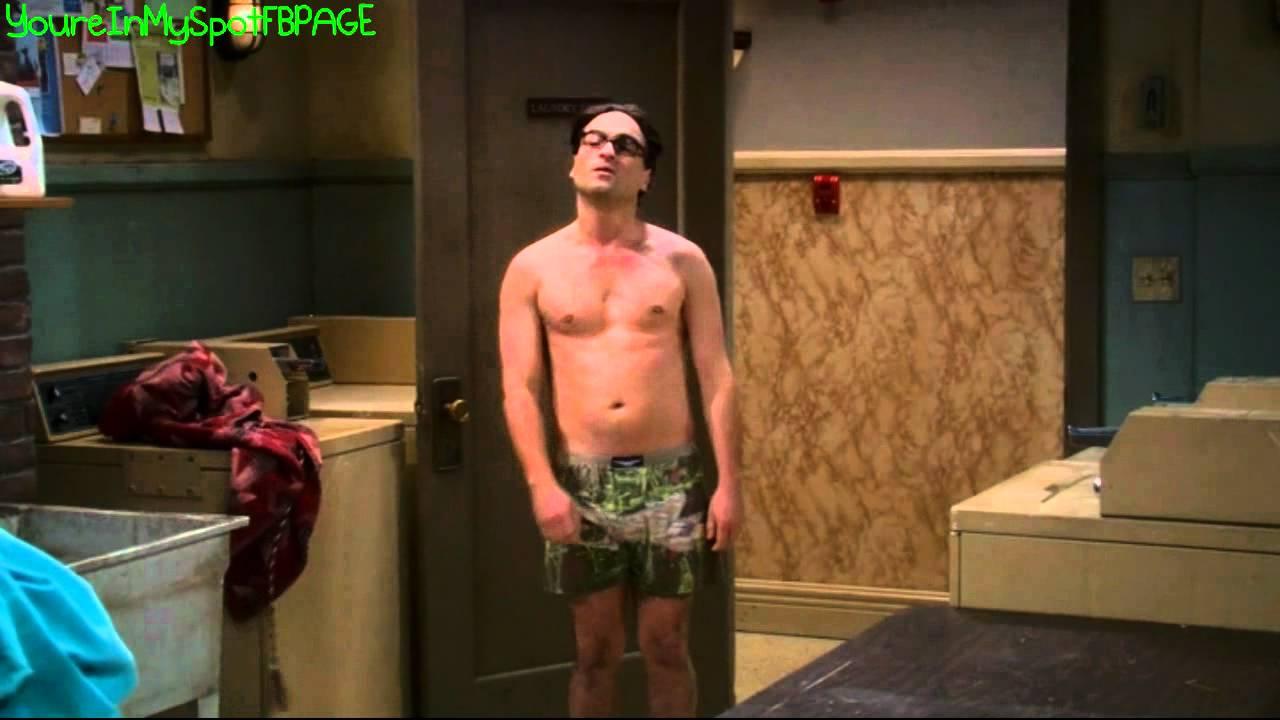 Having Sex On The Washing Machine - The Big Bang Theory