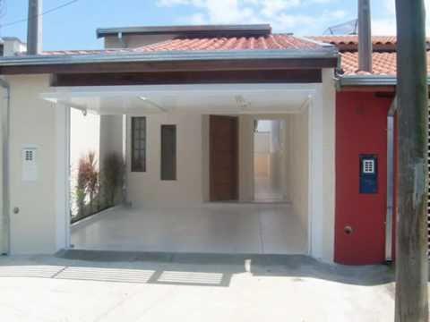 Casa indaiatuba imoveis youtube for Casas modernas 8x20