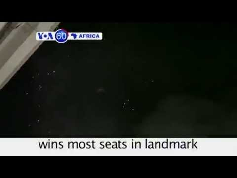 Election Results in with Victories for Tunisian Secular Party - VOA60 Africa 10-28-14