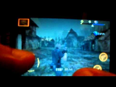 Resident Evil 4 para Android - Gameplay [HD] - Galaxy Fit