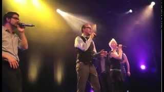 Teardrop (live) - ONAIR (Massive Attack cover)