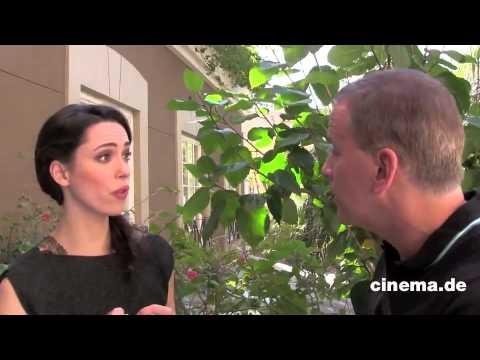 Rebecca Hall // Transcendence // Interview // CINEMA-Redaktion