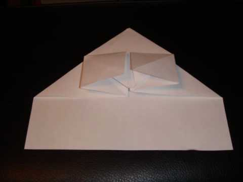 how to make a stunt paper airplane youtube