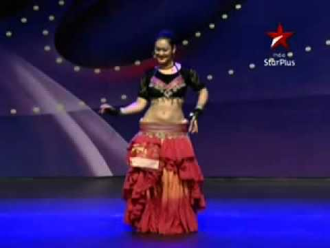 Meher Malik Fusion Belly Dance