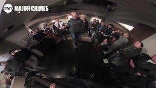 Major Crimes: 360 Video | Curtain Call - Season 5, Ep. 21 | TNT