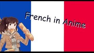 Speak French In Anime Scenes #1