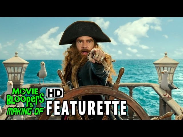The Spongebob Movie: Sponge Out Of Water Blu-ray / DVD (2015) Featurette - Antonio