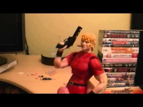 Cuteanimefigurestv Figma Cobra The Space Pirate Cobra Review video