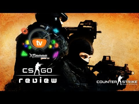 Обзор Counter-Strike Global Offensive (Review)