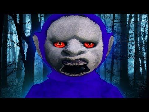DONT LET THIS TERRIFYING CREATURE CATCH YOU! | SlendyTubbies 3 (Part 1)