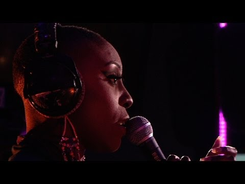 Laura Mvula covers Pink's Try in the BBC Radio 1 Live Lounge