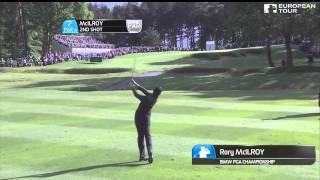 Golf Shots of the Year 2014 - European Tour