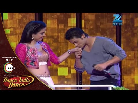 Dance India Dance Season 4  February 09, 2014 - Master Shruti & Amar's Performance video