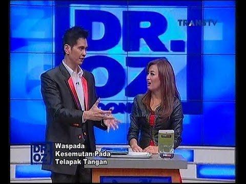 Dr Oz Indonesia - Waspada Kesemutan Pada Telapak Tangan - 28 Desember 2013 Part 2