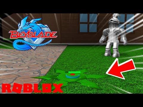 Awesome NEW Roblox Beyblade Game! Roblox Beyblade Rebirth