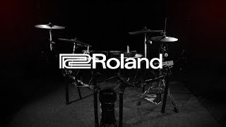 Roland TD-17KVX V-Drums Electronic Drum Kit sound demo with Craig Blundell | Gear4music