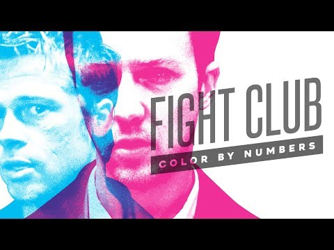 The Visual Aesthetic Of FIGHT CLUB