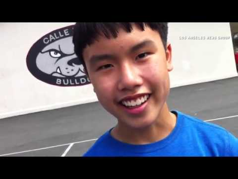 #Torrance 8th grader Timothy Lau will compete in the #Scripps National Spelling Bee next week.