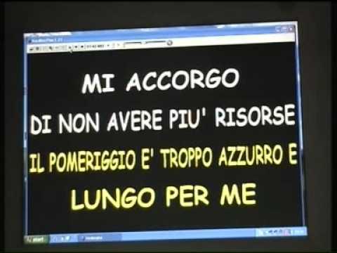 AZZURRO   ADRIANO CELENTANO   Base Karaoke