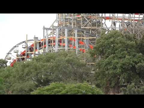 Medusa Steel Coaster pruebas (Completo)
