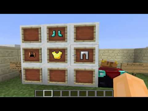 Guia Minecraft - Todos Los Encantamientos -