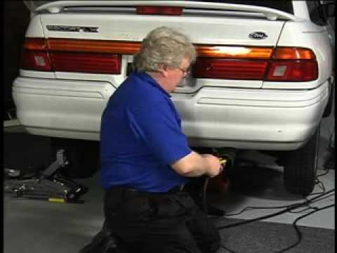 Smoke Wizard®: Finding an Exhaust Leak